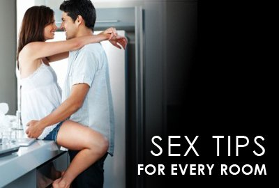 Sex Tips For Every Room